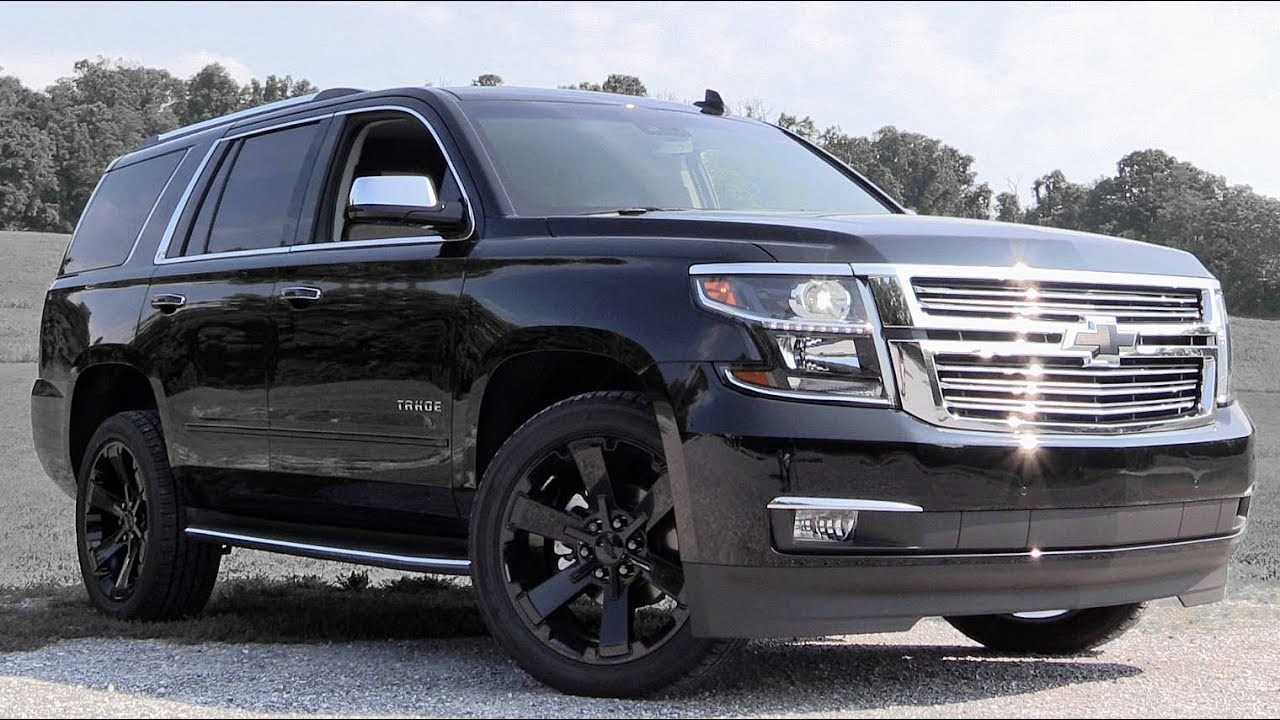 2019 Chevrolet Tahoe Review Youtube