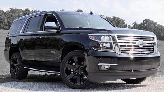 2019 Chevrolet Tahoe: Review