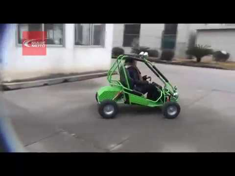 2015 New Electric Go Kart for Kids with 450W motor and 36V Battery