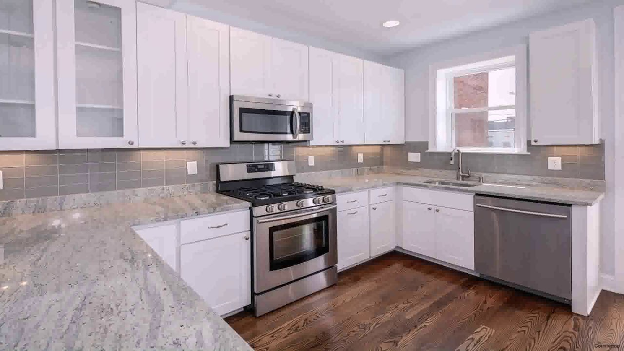 - Kitchen Backsplash Ideas With Grey Cabinets - Gif Maker DaddyGif