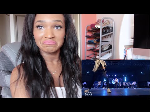 Royal Family | FRONTROW | World of Dance Los Angeles 2015 | Merry Reacts