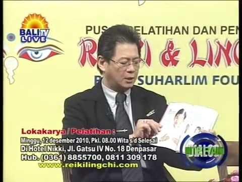 Dialog Reiki & Ling-Chi di Bali TV (10/12/10) Part 2 - Ricky Suharlim
