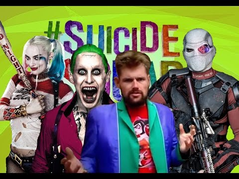Suicide Squad Movie Review: PopYaCulture