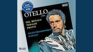 Verdi: Otello / Act 1 - Capitano, v