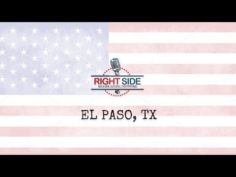 LIVE: RSBN Trump Rally Eve Stream from El Paso, Texas 2/10/19
