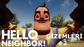 KOMŞUMUN KAÇIRDIĞI COCUK NEREDE ? - Hello Neighbor Gizemleri #2