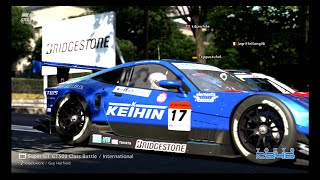 GT6 - CLOSE FINISH + INTENSE BATTLE | Gran Turismo 6 Tokyo R246 PS3 Gameplay