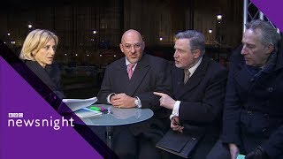 Brexit vote defeat: 'Country in despair' - BBC Newsnight