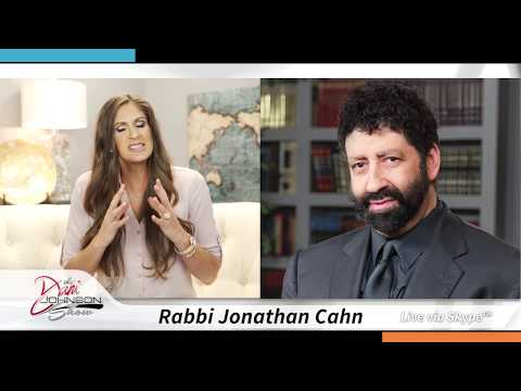 Jonathan Cahn Has A NEW Book – And He's Discussing It TODAY!