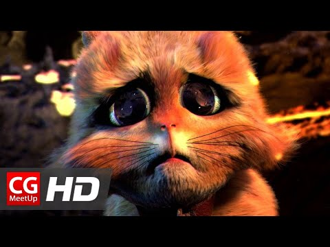 "CGI Animated Short Film HD: ""Once Kitten, Think Twice"" by Pixelhunters"