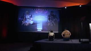 E3 2010 DanceMasters Gameplay Demo
