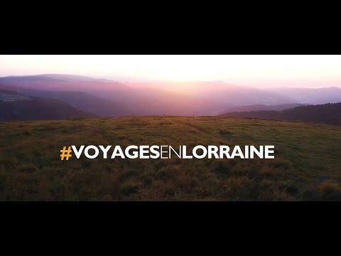 Voyages en Lorraine