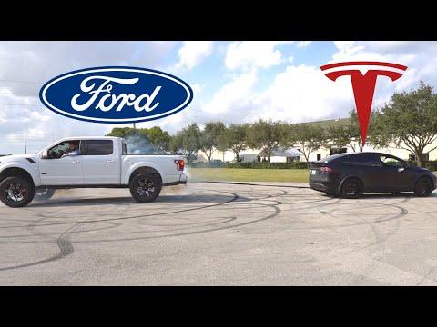 The REAL F-150 vs Tesla Tug -Of-War | What Elon Should\'ve Done