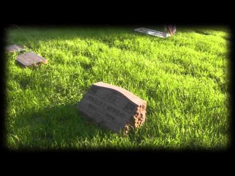 Don Murray's tomb - Memorial Park Cemetery - Skokie, IL