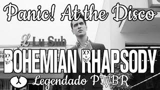 Panic! At The Disco: Bohemian Rhapsody [Legendado PT/BR]