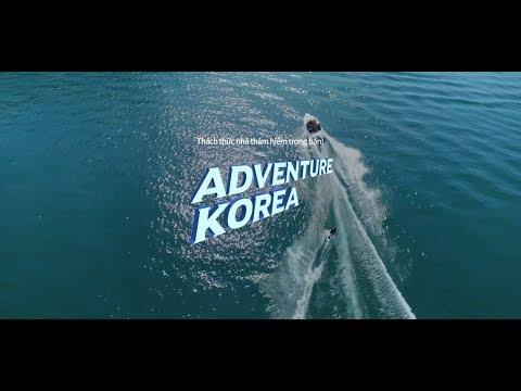 2017 Korea Tourism TVC - Adventure(Vietnamese)