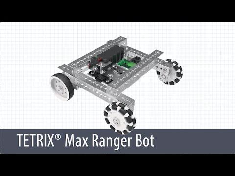 Tetrix Max Ranger Build Youtube