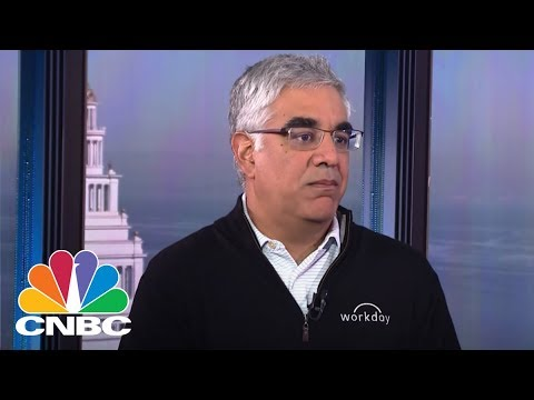 Workday CEO: Terrific Global Platform | Mad Money | CNBC