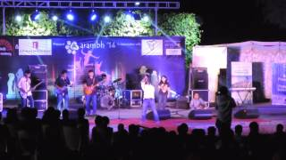 Indian Ocean Bandeh Live performance by RAKA