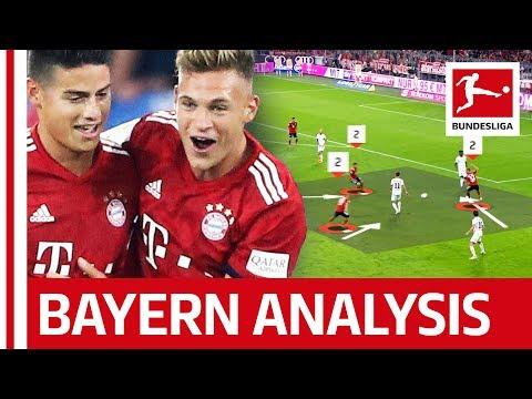 Bayern's Keys to win against Dortmund