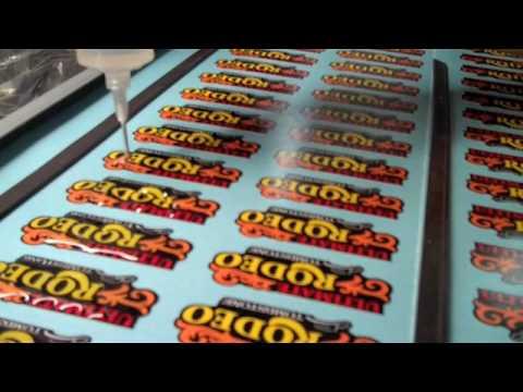 Impresora Textil Para Etiquetas Para Coser Tejidas