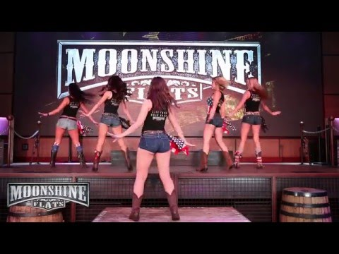 """Country Girl Shake It For Me"" Line Dance Tutorial 