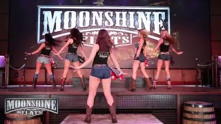 "vuclip ""Country Girl Shake It For Me"" Line Dance Tutorial 