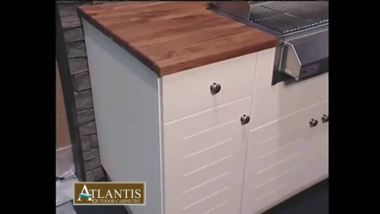 High Quality Atlantis Outdoor Cabinetry   Custom Outdoor Furniture And Kitchens