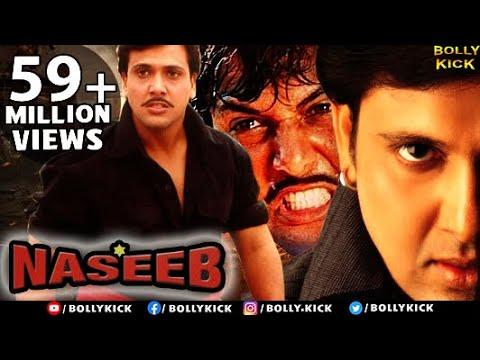 Naseeb   Full Hindi Movie   Govinda   Kader Khan   Mamta Kulkarni   Hindi Movies   Action Movies
