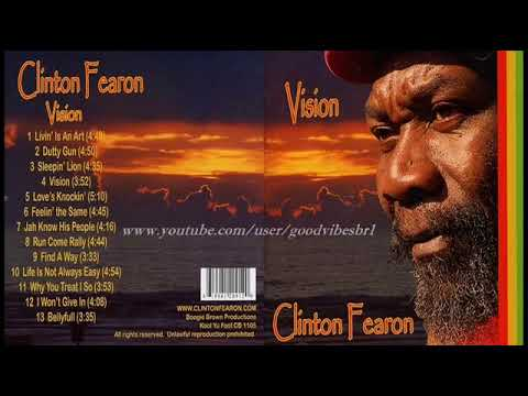 CLINTON FEARON   JAH KNOW HIS PEOPLE   YouTube