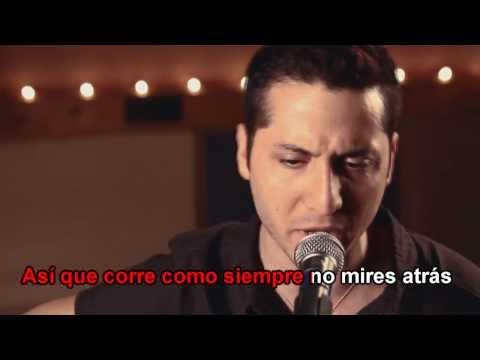 ¡Corre! - Jesse & Joy (Boyce Avenue acoustic cover/Karaoke)