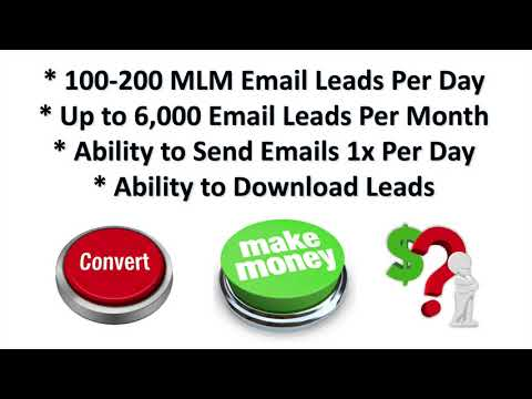 🔥 Proven Network Marketing Sales Lead Generation the Works 🔥
