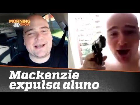 """Mackenzie expulsa aluno que gerou revolta com vídeo:  """"Negraiada vai morrer"""""""