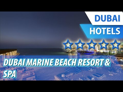 Dubai Marine Beach Resort & Spa 5 ⭐⭐⭐⭐⭐ | Review Hotel in Du