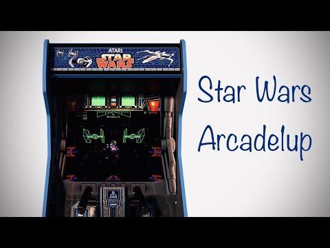 Arcade1up Atari STAR WARS arcade machine from Girthy Guitarist SD