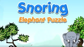 Best Alternative to Snoring - best elephant puzzle on cool math games
