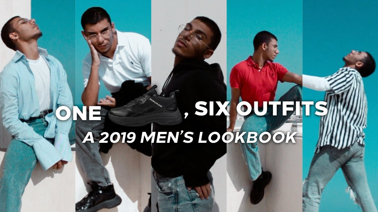 [VIDEO] - One Shoe, Six Outfits | A 2K19 Men's Lookbook 2