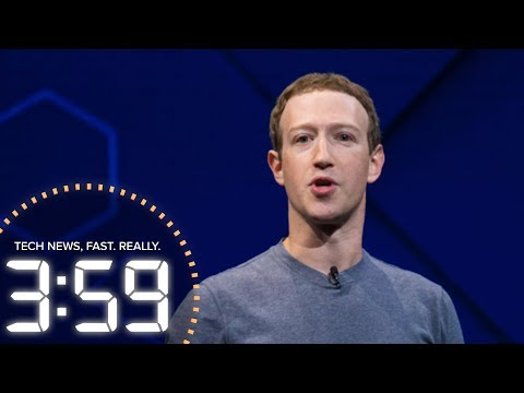 Facebook works to fix itself.  Its not going great.  (The 3:59 Ep. 349)