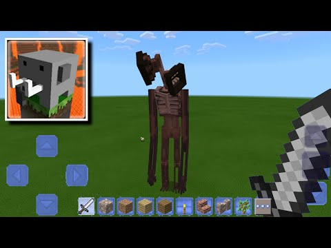 How to Spawn Sirenhead in Craftsman: Building Craft