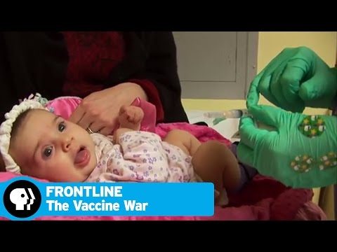 FRONTLINE | The Vaccine War | PBS