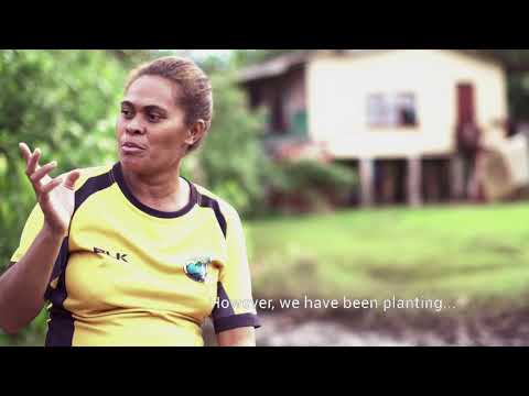 Pacific voices: Building resilience to climate change
