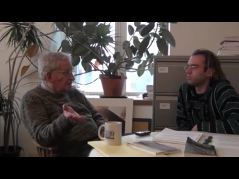 Noam Chomsky - Animal Rights and Vegetarianism