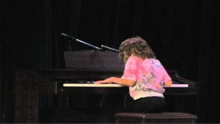 I'm Coming Home Performed Live by AMAZING 11 YEAR OLD - Kenna