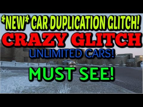 **NEW** CAR DUPLICATION GLITCH in Forza Horizon 4! (XBOX ONLY) thumbnail