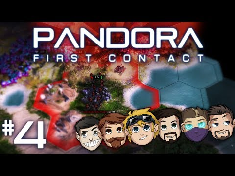 Pandora: First Contact #4 - Cannon Fodder Unit 1