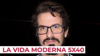 La Vida Moderna 5x40...es que tus suegros pidan el VAR del sí quiero tras la barra libre de la boda