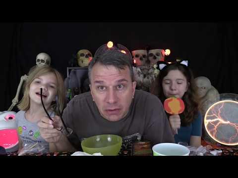 Toe of Satan World's Hottest Lollipop Challenge! 13 Days of Halloween | Babyteeth More!