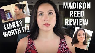 Madison Reed Hair Color Review and Demo / Napoli Brown