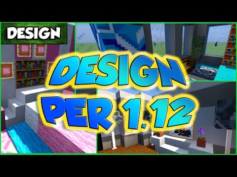 Idee per costuire [1.12] ~ Minecraft [Design]