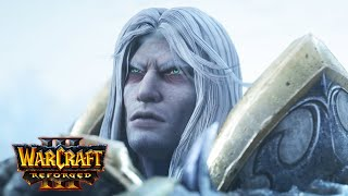 Arthas Ascension Cinematic - All Lich King Cutscenes [Warcraft 3: Frozen Throne]